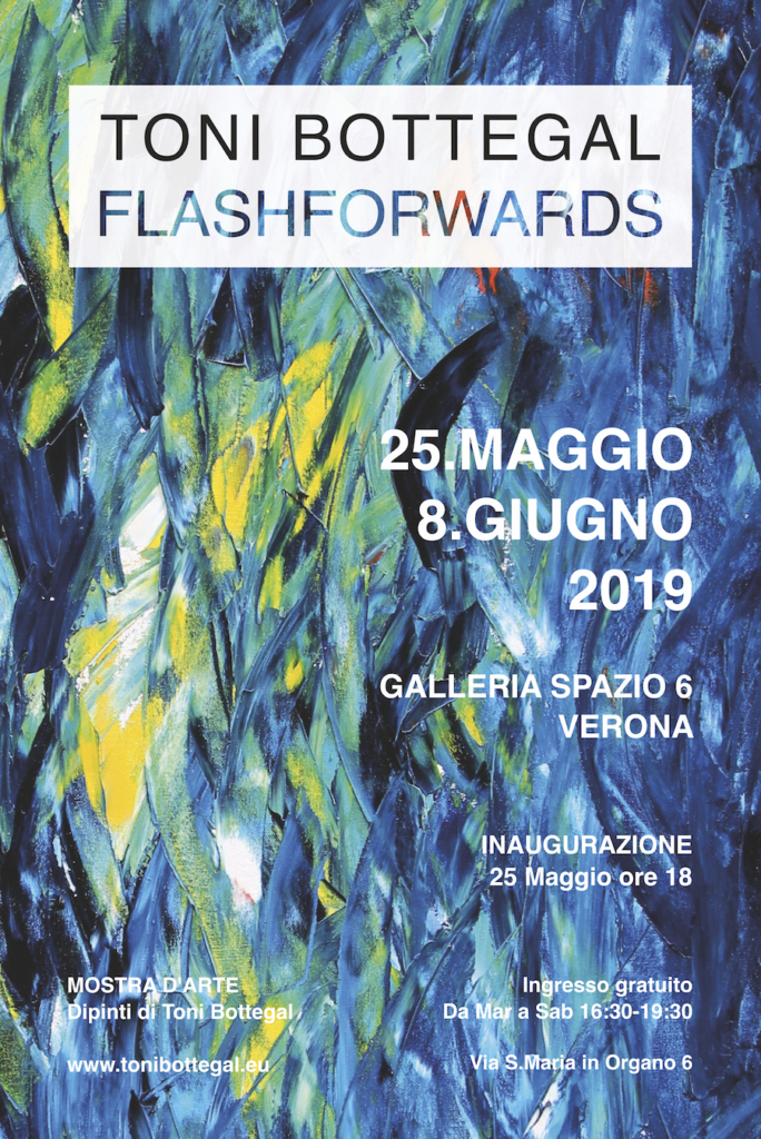 Flashforwards | In mostra le opere di Toni Bottegal